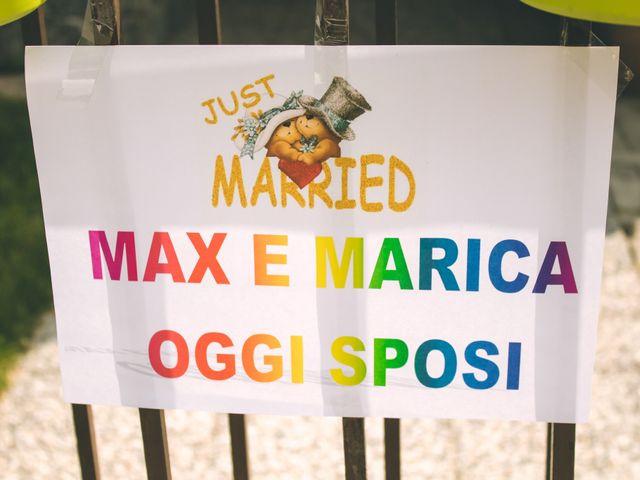 Il matrimonio di Massimiliano e Marica a Giussago, Pavia 3