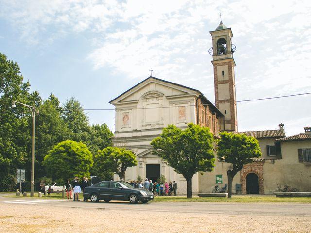 Il matrimonio di Massimiliano e Marica a Giussago, Pavia 15