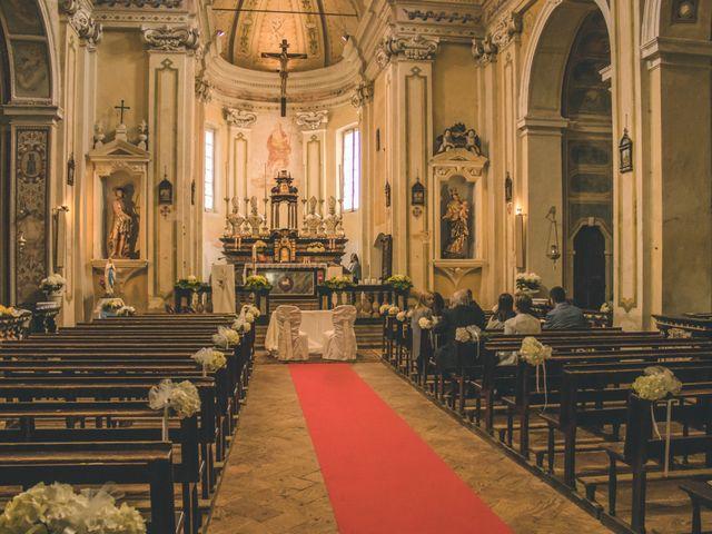 Il matrimonio di Massimiliano e Marica a Giussago, Pavia 16