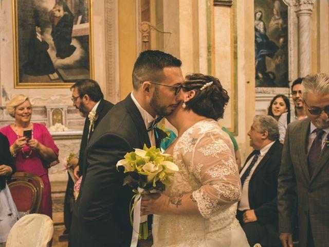 Il matrimonio di Massimiliano e Marica a Giussago, Pavia 21