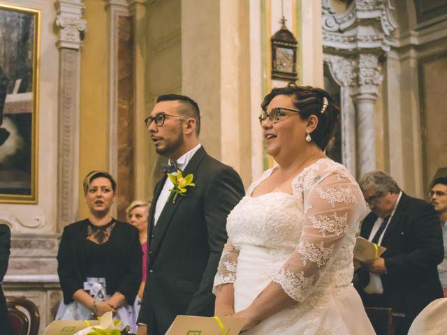 Il matrimonio di Massimiliano e Marica a Giussago, Pavia 22