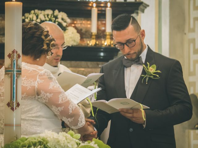 Il matrimonio di Massimiliano e Marica a Giussago, Pavia 25