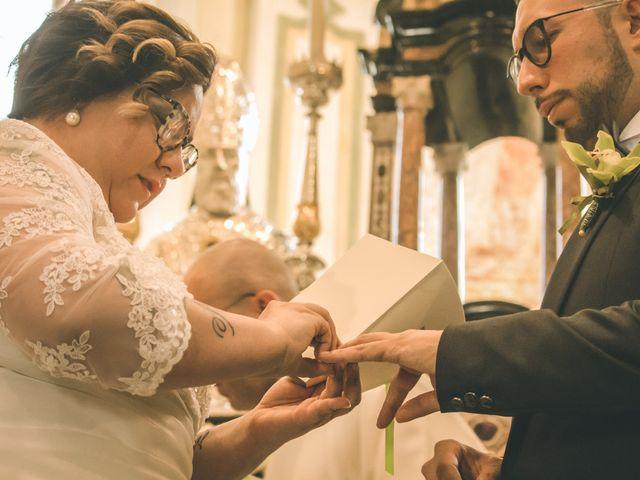 Il matrimonio di Massimiliano e Marica a Giussago, Pavia 26