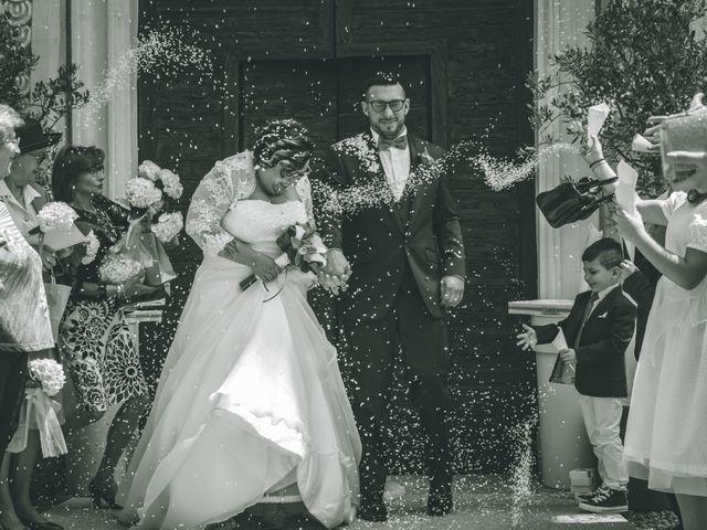 Il matrimonio di Massimiliano e Marica a Giussago, Pavia 27