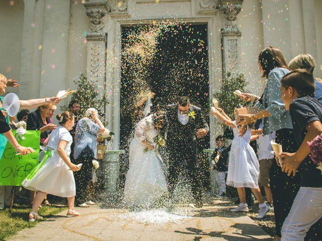 Il matrimonio di Massimiliano e Marica a Giussago, Pavia 29