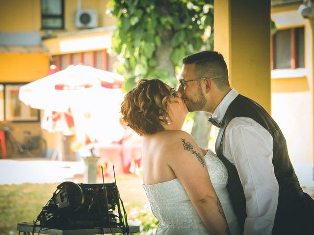 Le nozze di Marica e Massimiliano