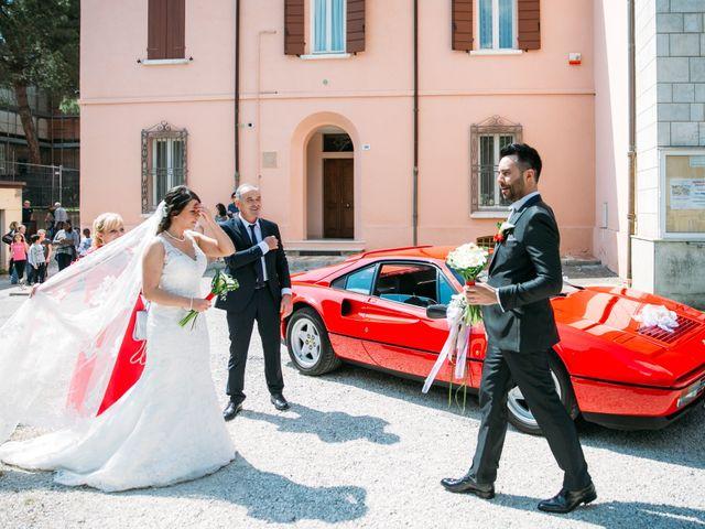 Il matrimonio di Gabriele e Erica a Cesena, Forlì-Cesena 42