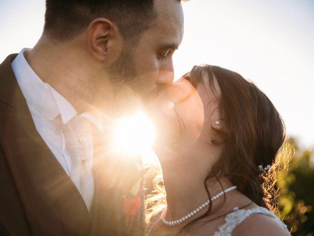 Le nozze di Erica e Gabriele