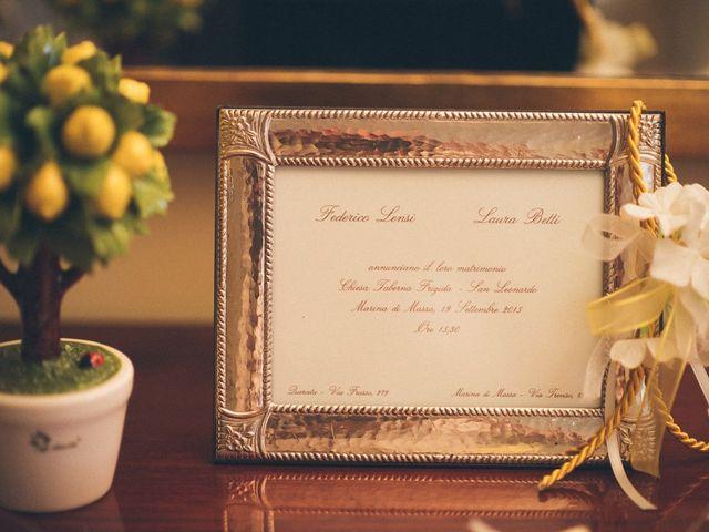 Il matrimonio di Federico e Laura a Lucca, Lucca 2