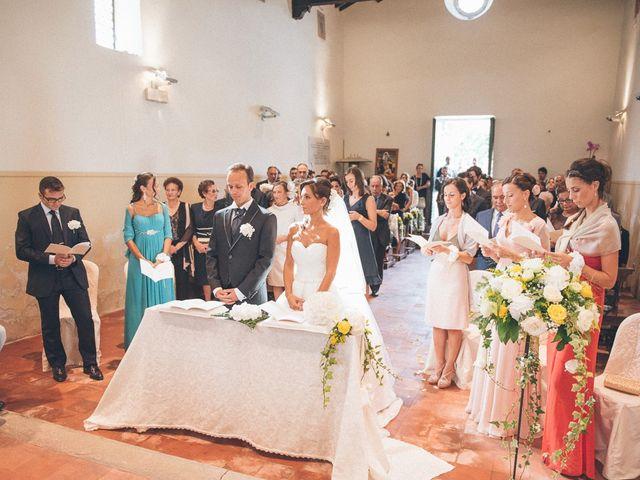 Il matrimonio di Federico e Laura a Lucca, Lucca 13