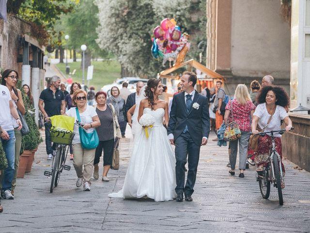 Il matrimonio di Federico e Laura a Lucca, Lucca 17