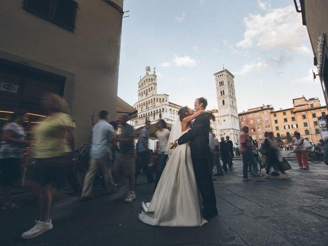 Il matrimonio di Federico e Laura a Lucca, Lucca 21