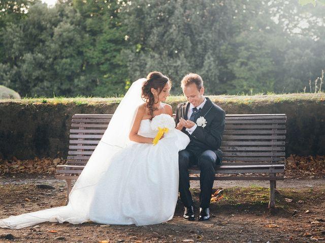 Il matrimonio di Federico e Laura a Lucca, Lucca 23