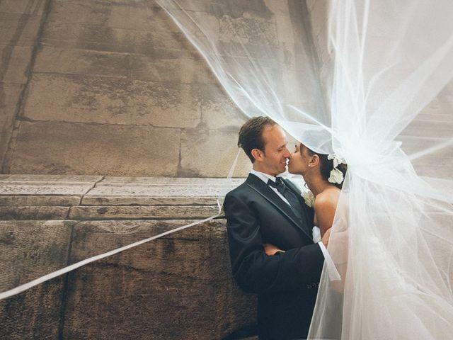 Il matrimonio di Federico e Laura a Lucca, Lucca 1