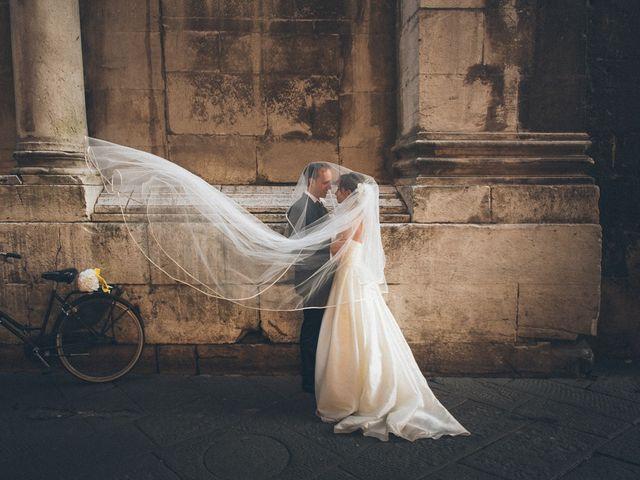 Il matrimonio di Federico e Laura a Lucca, Lucca 24
