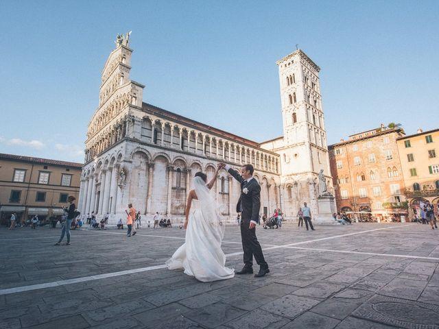 Il matrimonio di Federico e Laura a Lucca, Lucca 25