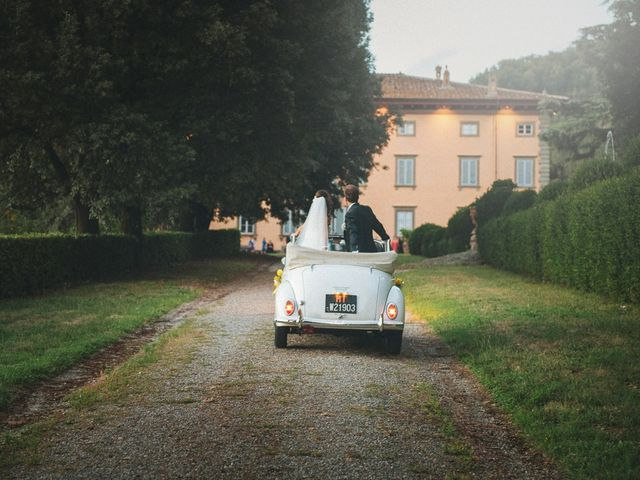 Il matrimonio di Federico e Laura a Lucca, Lucca 27