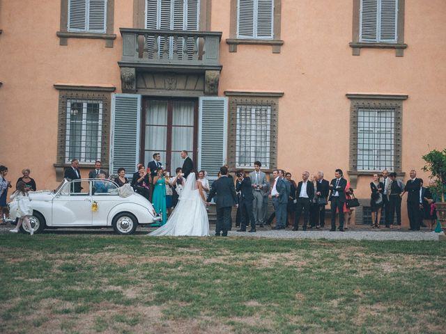 Il matrimonio di Federico e Laura a Lucca, Lucca 28