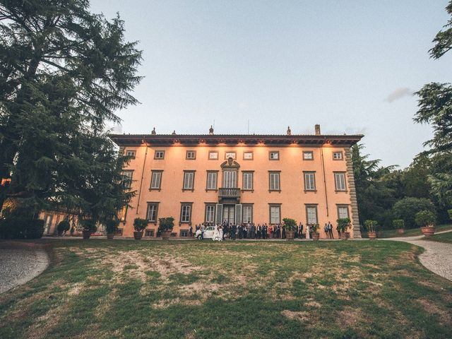 Il matrimonio di Federico e Laura a Lucca, Lucca 29
