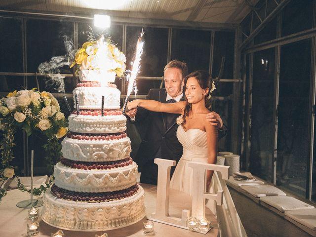 Il matrimonio di Federico e Laura a Lucca, Lucca 32