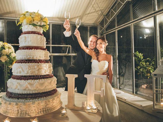Il matrimonio di Federico e Laura a Lucca, Lucca 44