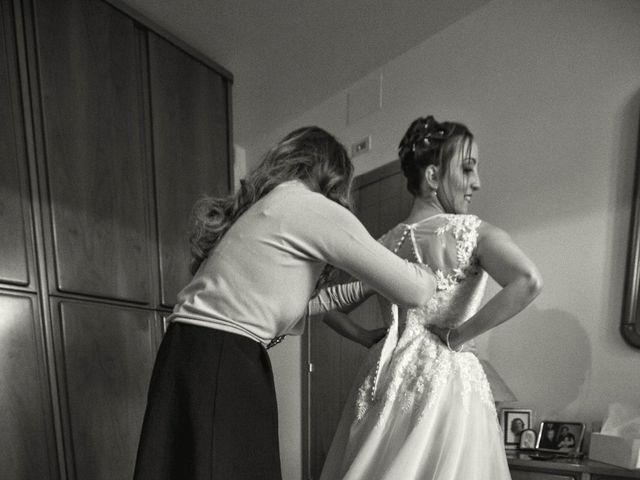 Il matrimonio di Daniele e Lucia a Pieve Torina, Macerata 5