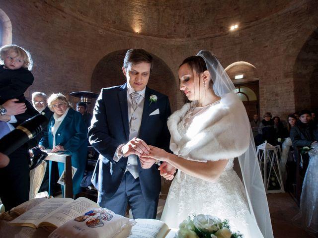 Il matrimonio di Daniele e Lucia a Pieve Torina, Macerata 1