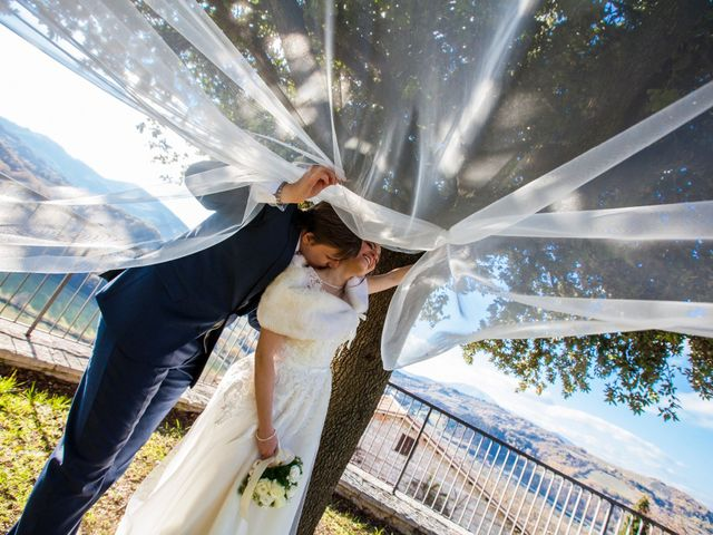 Il matrimonio di Daniele e Lucia a Pieve Torina, Macerata 7
