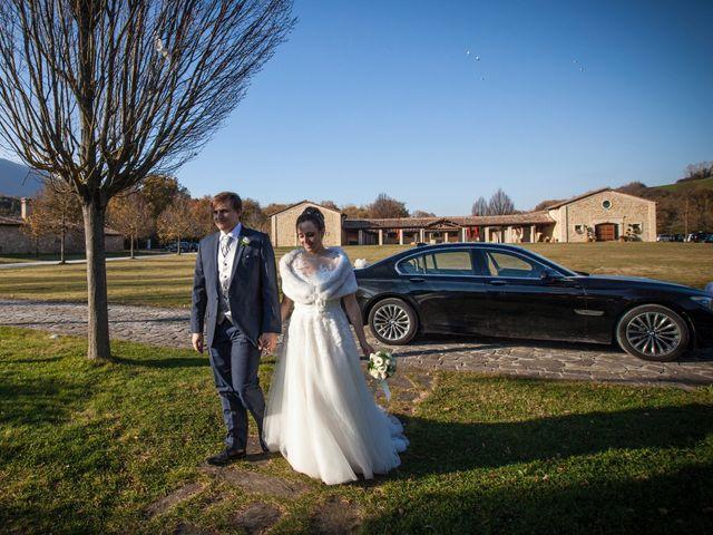 Il matrimonio di Daniele e Lucia a Pieve Torina, Macerata 9