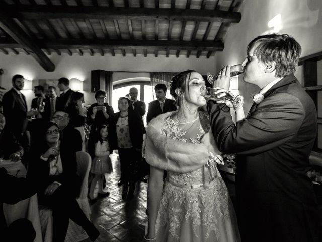 Il matrimonio di Daniele e Lucia a Pieve Torina, Macerata 10