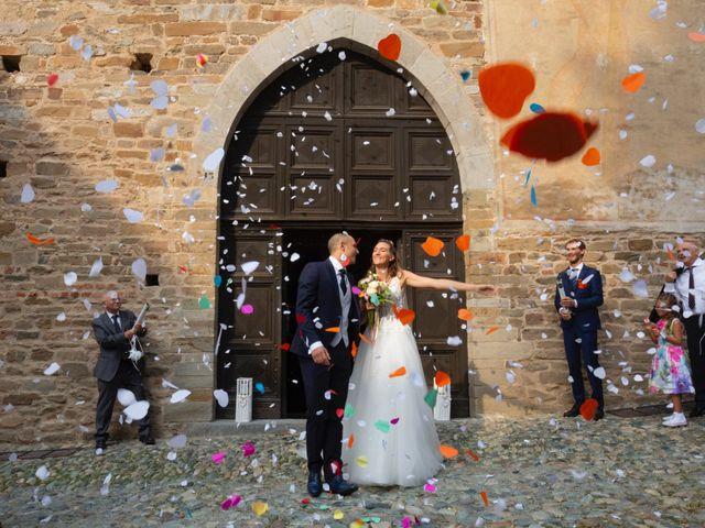 Il matrimonio di Alice e Nicola a Castagnole Piemonte, Torino 15