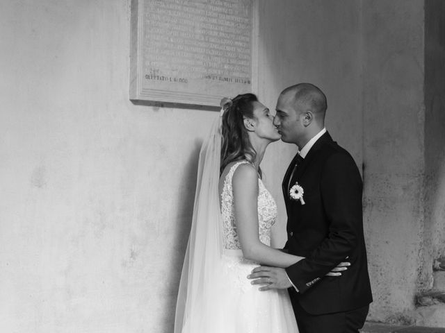 Il matrimonio di Alice e Nicola a Castagnole Piemonte, Torino 18