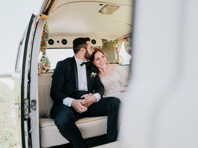 Il matrimonio di Marco e Marilena a Vasto, Chieti 35