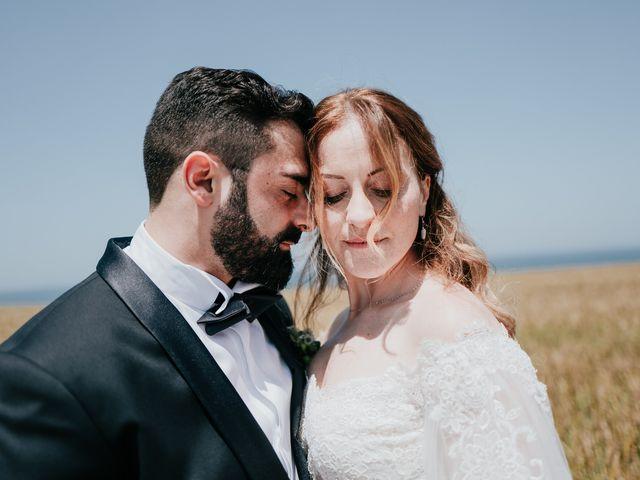Il matrimonio di Marco e Marilena a Vasto, Chieti 39