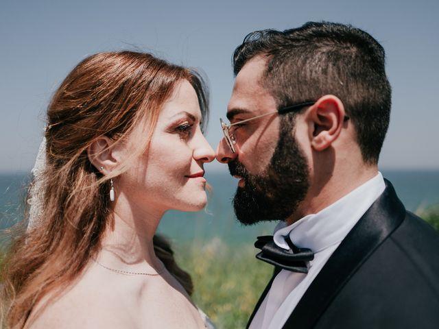 Il matrimonio di Marco e Marilena a Vasto, Chieti 43