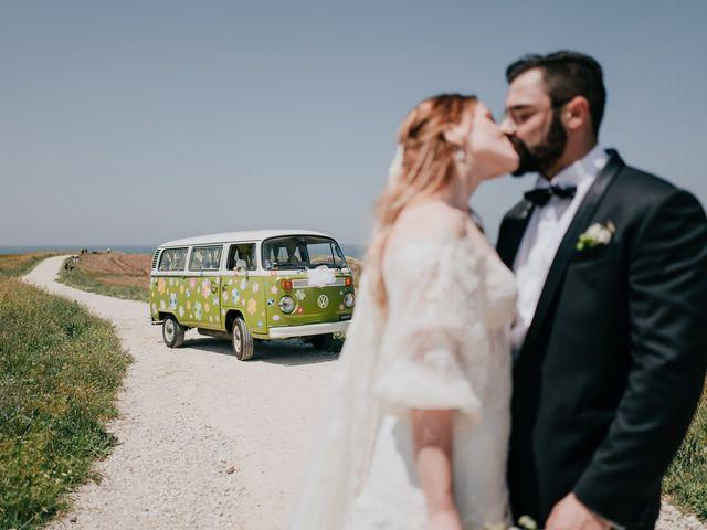 Il matrimonio di Marco e Marilena a Vasto, Chieti 46