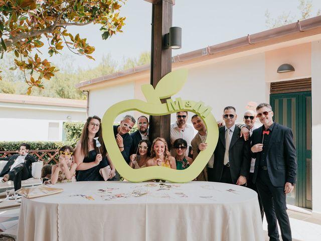 Il matrimonio di Marco e Marilena a Vasto, Chieti 50