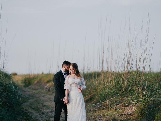 Il matrimonio di Marco e Marilena a Vasto, Chieti 69