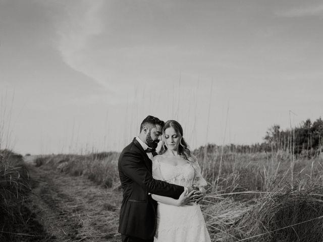 Il matrimonio di Marco e Marilena a Vasto, Chieti 71