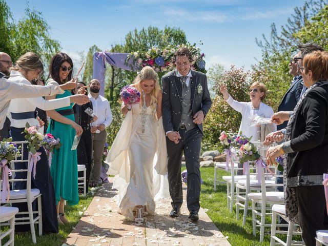 Le nozze di Florina e Matteo