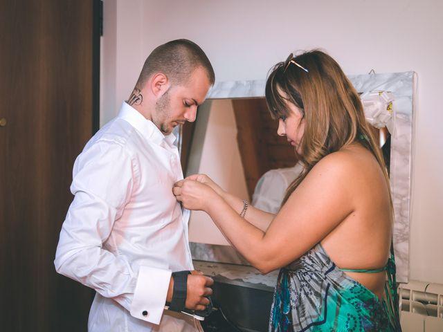 Il matrimonio di Gabriele e Francesca a Arese, Milano 16