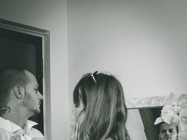 Il matrimonio di Gabriele e Francesca a Arese, Milano 17
