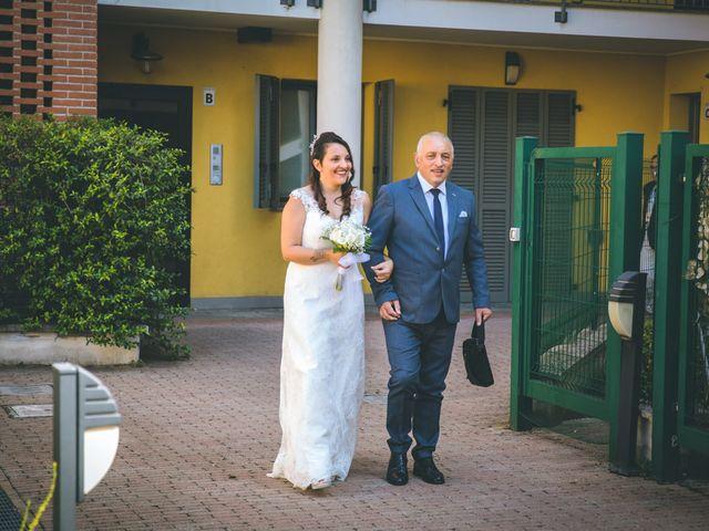 Il matrimonio di Gabriele e Francesca a Arese, Milano 30