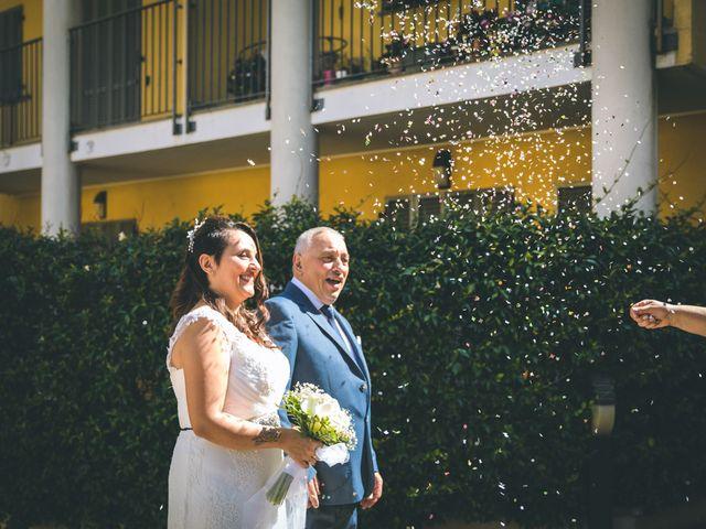 Il matrimonio di Gabriele e Francesca a Arese, Milano 31