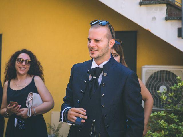 Il matrimonio di Gabriele e Francesca a Arese, Milano 32