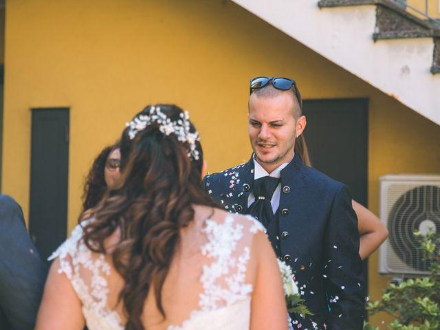 Il matrimonio di Gabriele e Francesca a Arese, Milano 33