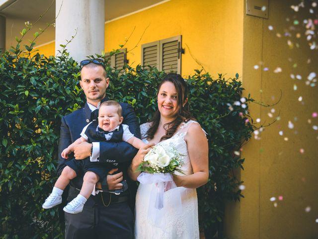 Il matrimonio di Gabriele e Francesca a Arese, Milano 34
