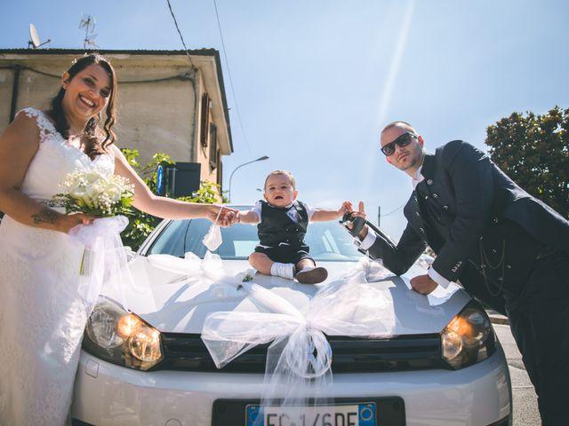Il matrimonio di Gabriele e Francesca a Arese, Milano 35