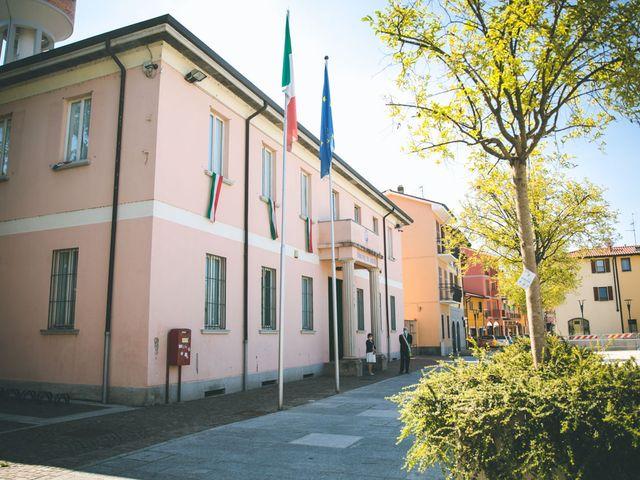 Il matrimonio di Gabriele e Francesca a Arese, Milano 36