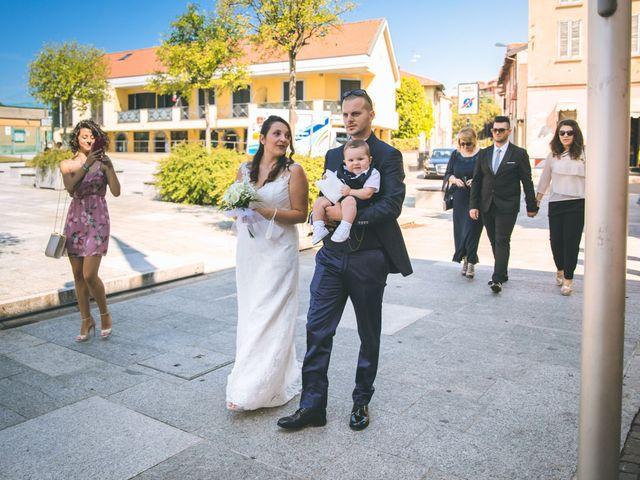 Il matrimonio di Gabriele e Francesca a Arese, Milano 37